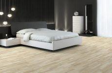 sypialnia biało czarna